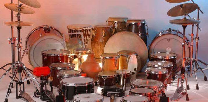 La percussione nelle manifestazioni culturali